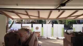 Hybrid Construction Garage Door - Proto Homes