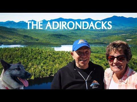 RVing through the Adirondacks and New York