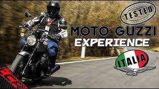 Moto Guzzi Experience Tours | Tuscany -  Part One