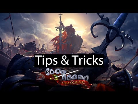 Old School RuneScape Mobile Tips & Tricks: Touch Controls & Skills