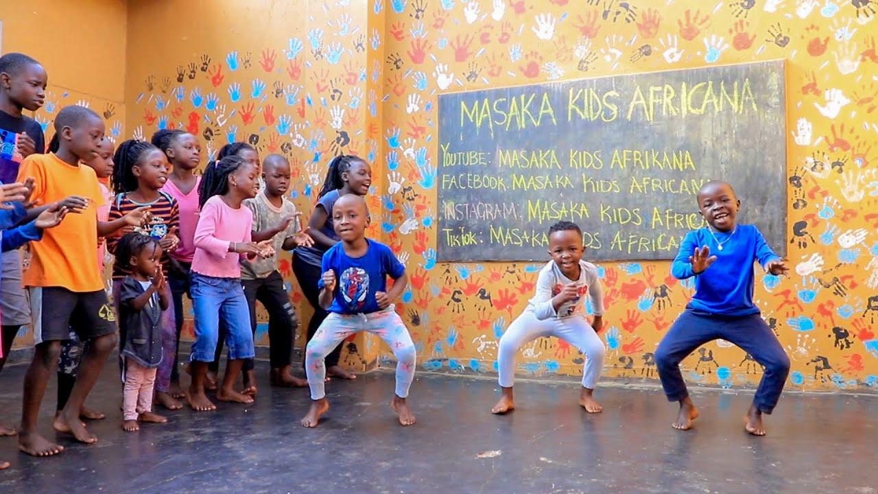 "Download Masaka Kids Africana Dancing Mood - ""Good Vibes"""