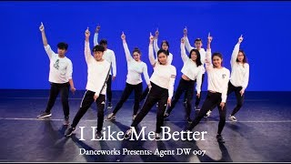 I Like Me Better (Lauv) - DW Fall 2018