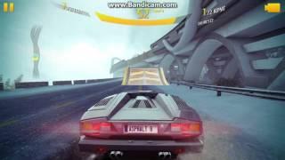 Asphalt 8 долгий прыжок 176 секунд в воздухе