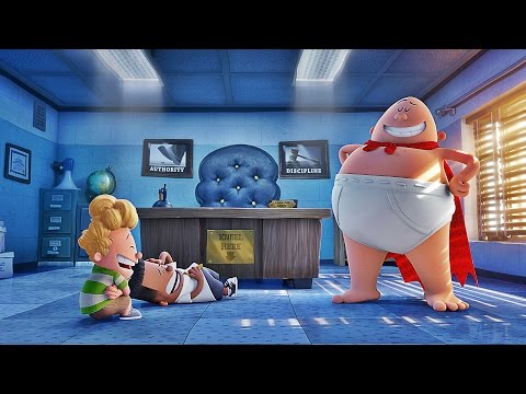 Thumbnail: 'Captain Underpants: The First Epic Movie' Official Trailer (2017)
