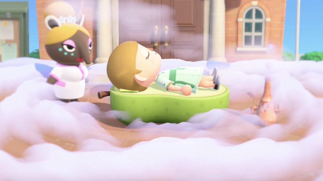 Animal Crossing New Horizons - Dream Island Showcase