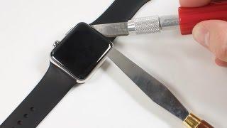 Cracking Open - Apple Watch (2015)