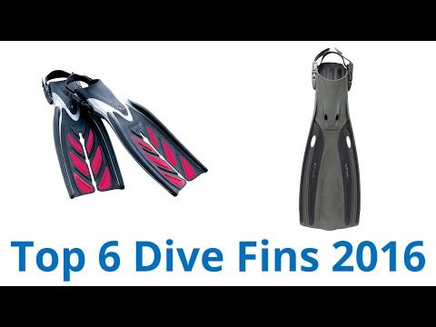 6 Best Dive Fins 2016