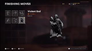 Ghostface In Call Of Duty And Ghostface Mori