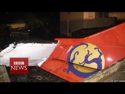 Taiwan Plane Crash: 47 feared dead & 11 injured - BBC News