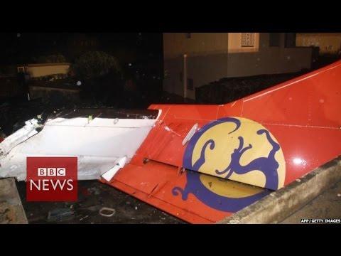 Taiwan Plane Crash: 47 feared dead & 11 injured - BBC News