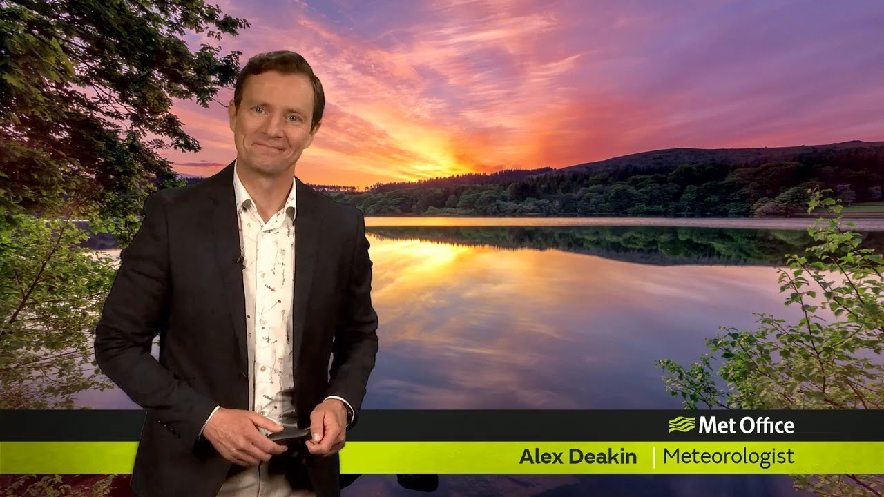 Wednesday afternoon forecast 16/06/21