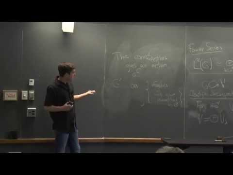 Categorification of Fourier Theory
