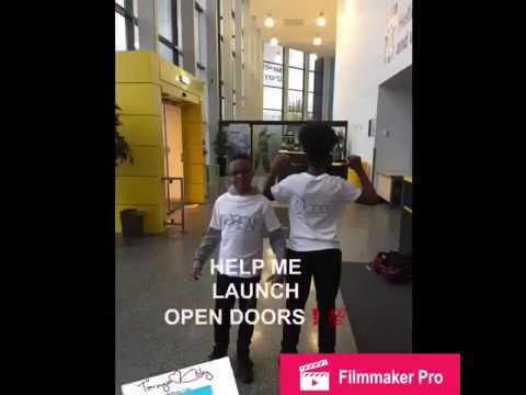 Help me launch Open Doors