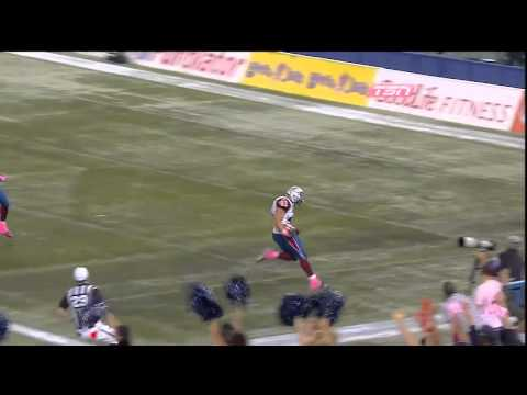 CFL Shea Emry Intercepts Pass for 46-Yard Pick Six vs. Argos - Week 16, 2012