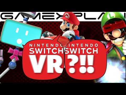 VR Coming to Nintendo Switch?! Reaction & Game Ideas - Labo VR Rumor Discussion