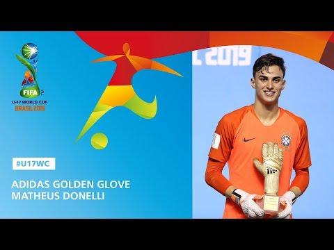 [GOLDEN GLOVE] Matheus Donelli - FIFA U17 World Cup 2019 ™