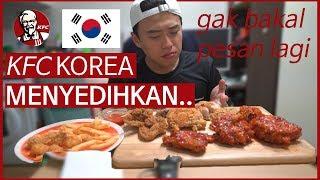 ini terakhir kalinya aku makan kfc korea