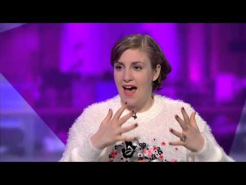 Lena Dunham interviewed by Jon Snow | Channel 4 News