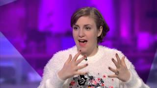 Lena Dunham interviewed by Jon Snow | Channel 4 News