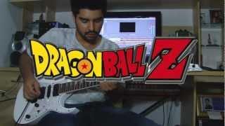Dragon Ball Z - Cha la head chala (guitar cover) - Guitar Geek