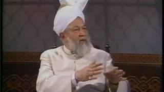 Liqa Ma'al Arab #57 Question/Answer English/Arabic by Hadrat Mirza Tahir Ahmad(rh), Islam Ahmadiyya