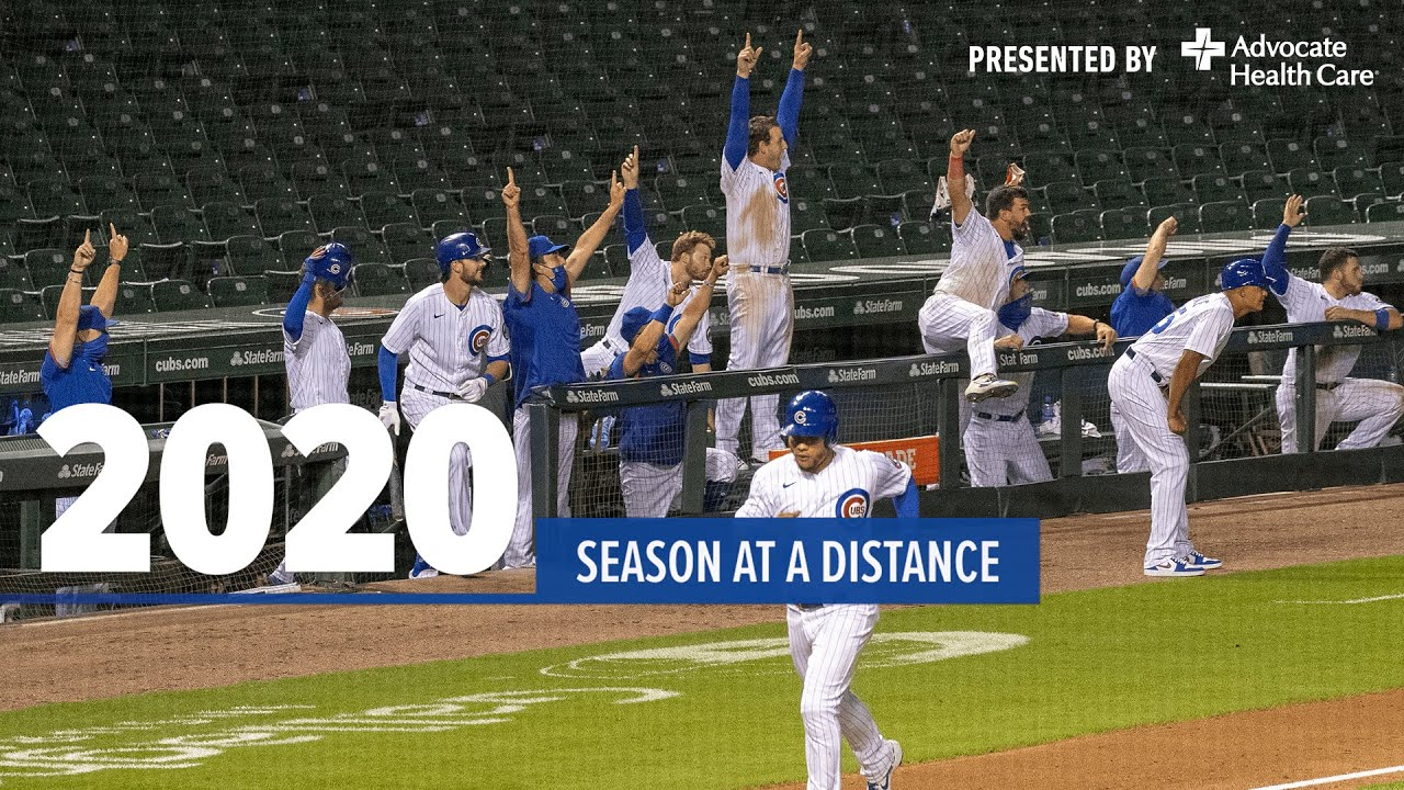 Socially Distanced Walk-Off Celebrations and Players Turned Fans | 2020: Season at a Distance