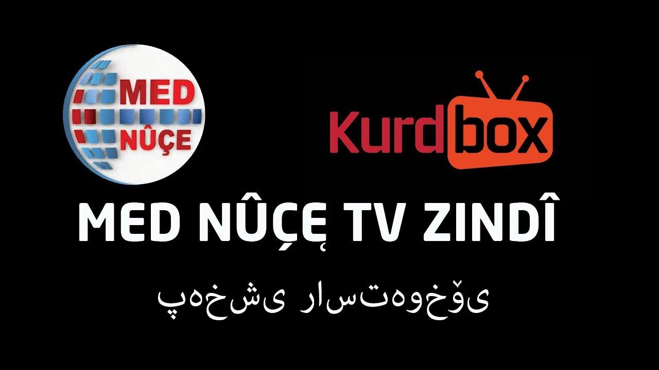 Nuçe TV Zindi - Live - Canli - YouTube