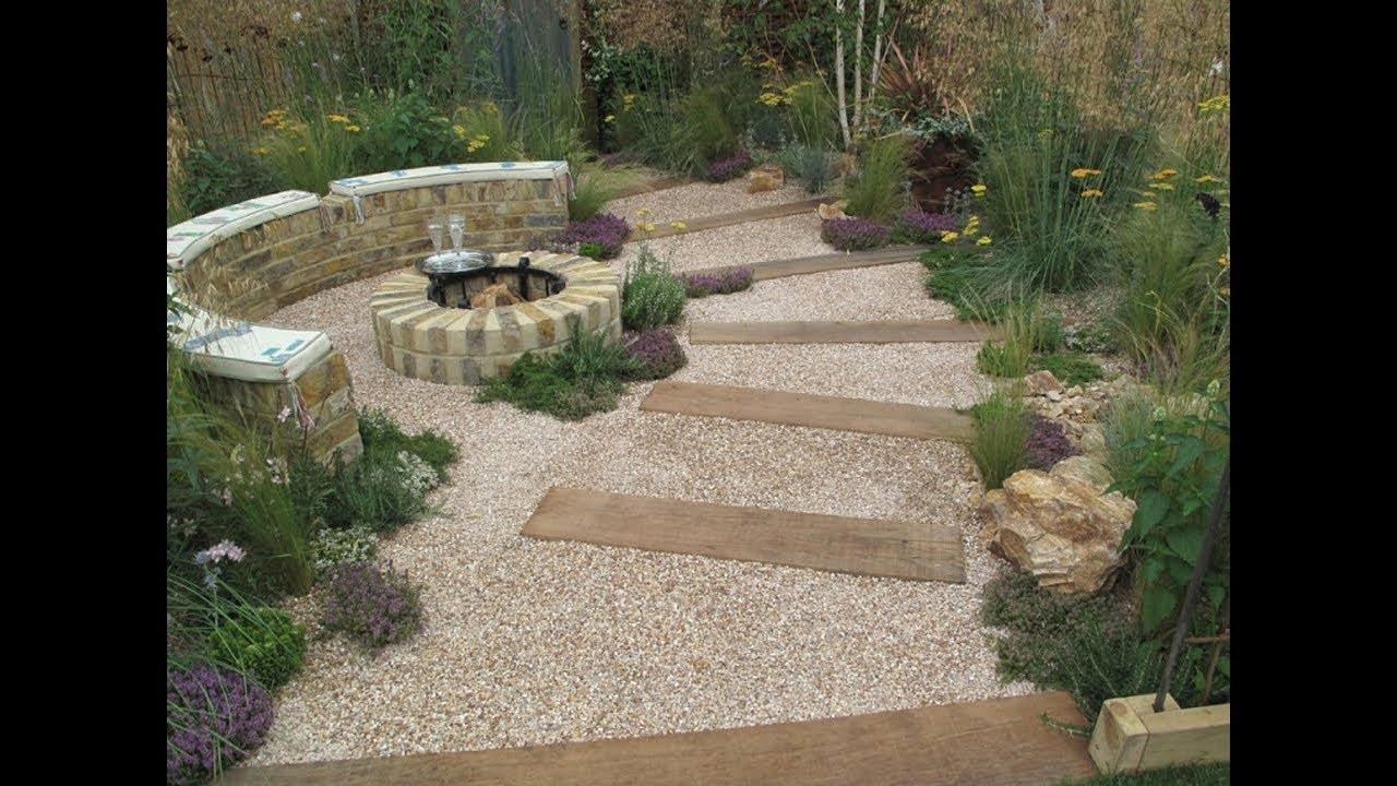 30 Gravel Gardens Design Ideas - YouTube