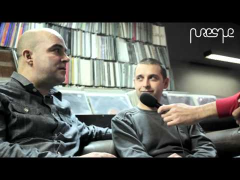 """puresque tv 002 :: """"puresque feat. the black dog"""" (interview & 12"""" recommendations)"""
