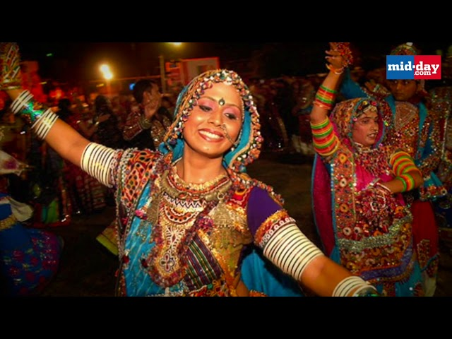 #Navratri2018- From Falguni to Preeti Pinky visit these top Garba - Dandiya spots  in Mumbai!