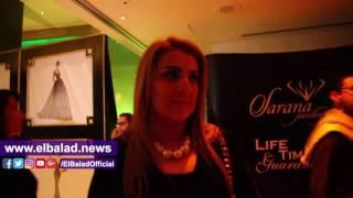 رانيا محمود ياسين: تصميمات هاني البحيري تمتلك شهرة وسمعة عالمية .. فيديو