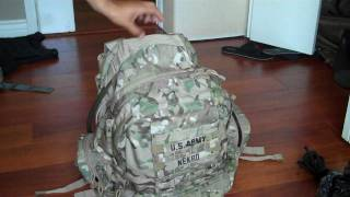 Multicam Condor 3 Day Assualt Pack Review