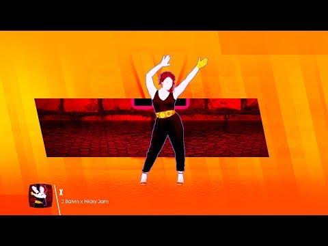 X (EQUIS) - Nicky Jam & J. Balvin - Easy Fitness Dance Video - Choreography
