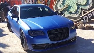 Chrysler 300 S al SEMA di Las Vegas 2015