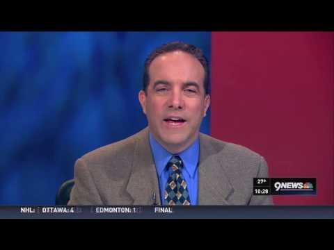 Drew Soicher 2016 KUSA TV Denver Sports Anchoring