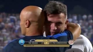 Video Gol Pertandingan Osijek vs PSV Eindhoven