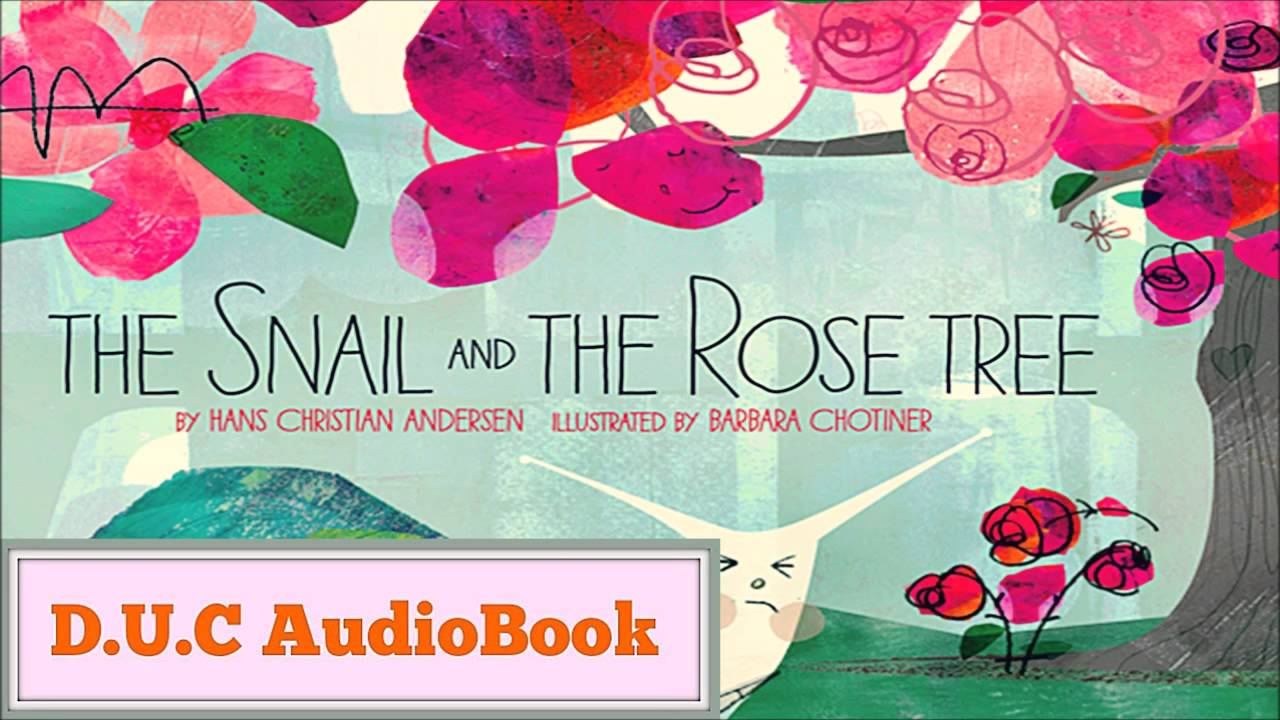 Lækker The Snail and the Rose Tree by Hans Christian Andersen - D.U.C TM-85