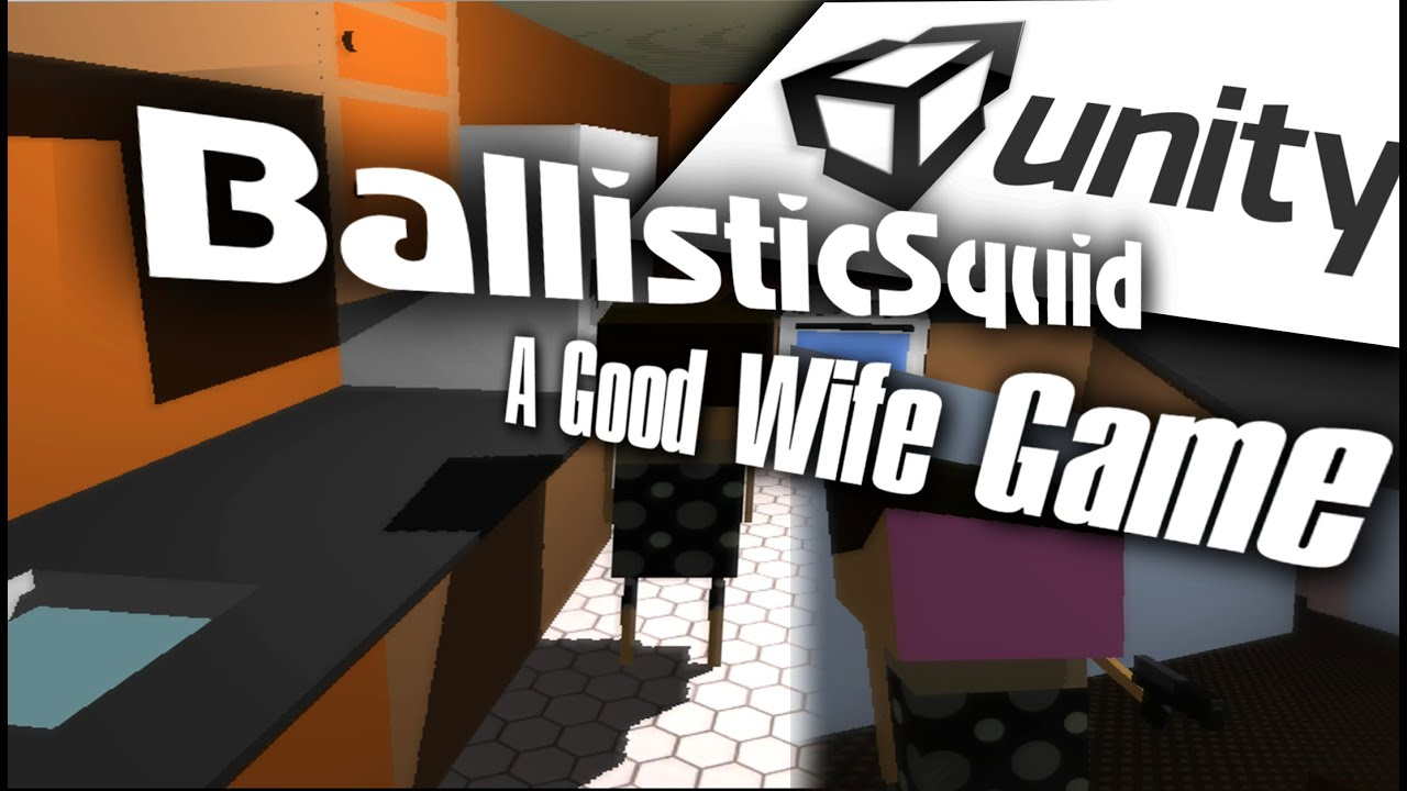A GOOD WIFE! (all endings) - YouTube