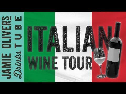 Wine Tour of Italy! | Danny McCubbin & Luca Dusi