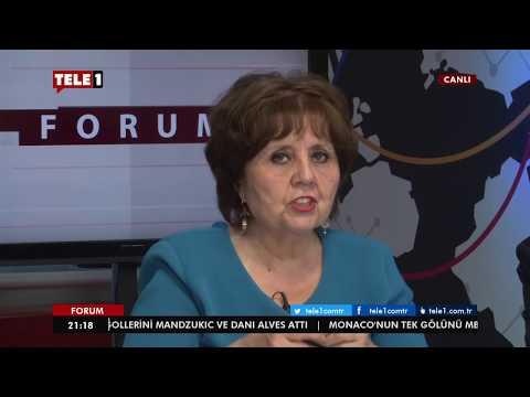 Forum - Ayşenur Arslan (10 Mayıs 2017)   Tele1 TV