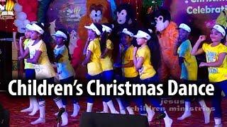 DEEP DEEP DEEP -Kids Christmas Dance |Visakhapatnam|