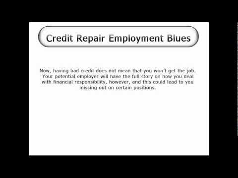 Credit Repair Employment Secrets--Birmingham, AL