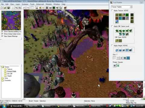 How to copy and paste terrain in warcraft 3 world editor youtube how to copy and paste terrain in warcraft 3 world editor gumiabroncs Choice Image