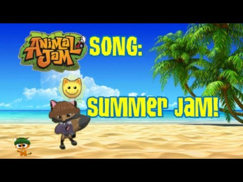 Animal Jam SONG PARODY - Summer Jam! (