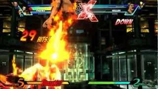 Ultimate Marvel vs Capcom 3 - Dark Phoenix Vignette
