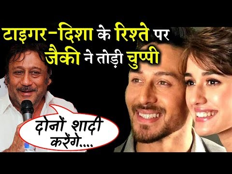 OMG: Jackie Shroff Opens Up On Tiger Shroff-Disha Patani Relationship