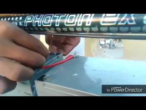 Indian artist created electronic bicycle for this talent  please see and share