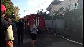 З'явились фото та відео з місця пожежі в Мукачеві (ФОТО+ВІДЕО) ОНОВЛЕНО