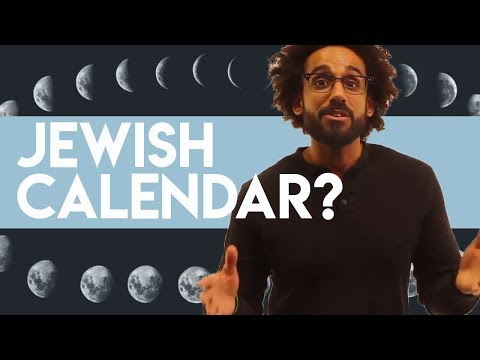 Why Does The Jewish Calendar Change Every Year?