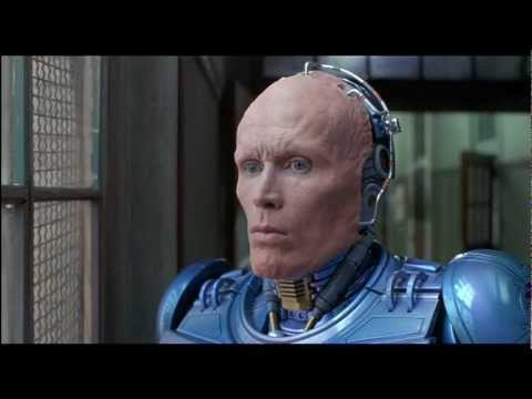 Robocop - Just a Machine